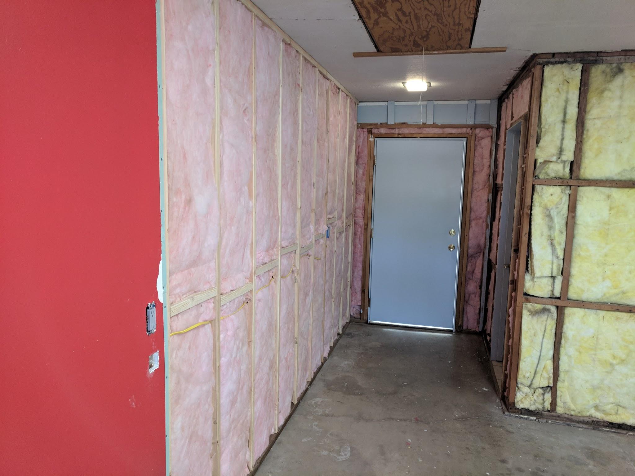 Garage Wall Insulation